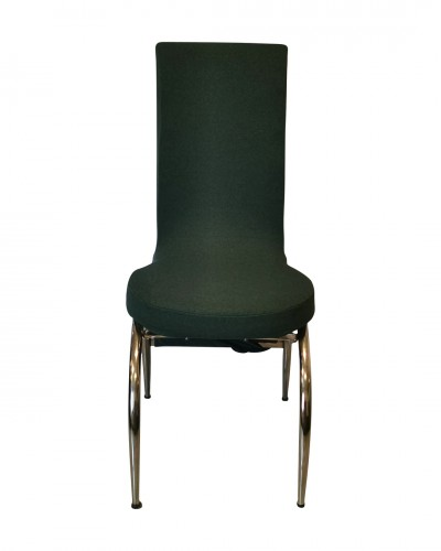 Fransız Kumaş Kelebek Model Füme Sandalye Kıl�...