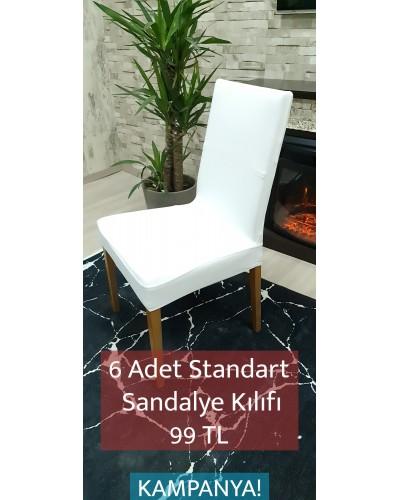 Bal Peteği Avangarde Gül Kurusu Sandalye Kılıf...