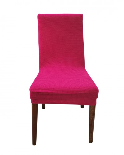 Petikare  Fuşya  Sandalye Kılıfı